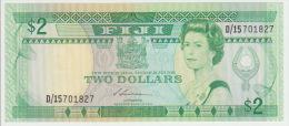 Fiji 2 Dollar 1988 Pick 87 UNC - Fidji