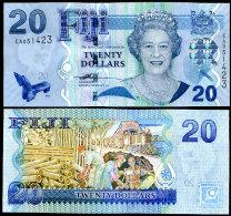 Fiji 20 Dollar 2007 Pick 112 UNC - Fidji