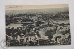 Old Germany Postcard - Loschwitz - Blasewitz - Dresden  - Unposted - Dresden