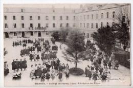 Bourges, Collège De Jeunes Filles, Révréation Des élèvres, 1908, éd. F. David - Bourges