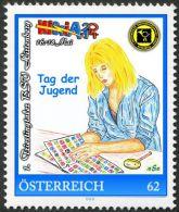 Personalisierte Briefmarke PM 8109984 TAG DER JUGEND HIBRIA 2014 - Österreich