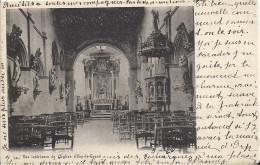 Orp-le-Grand - Vue Intérieure De L'Eglise - Orp-Jauche