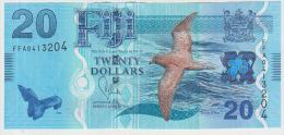 Fiji 20 Dollar 2012 Pick NEW  UNC - Fidji