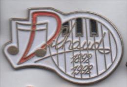 Musique , Dilhaud , Piano - Musique