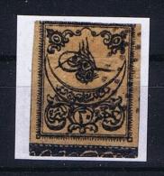 Turquie / Turkey: 1863 ISF Nr 9,  Mi  Porto  3 B Used - Gebruikt