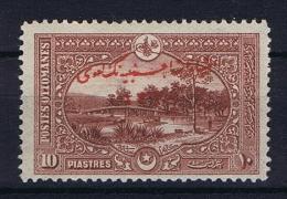 Turquie / Turkey: 1914   Isf 494  Mi 258  Yv 206 MH/* - 1858-1921 Ottomaanse Rijk