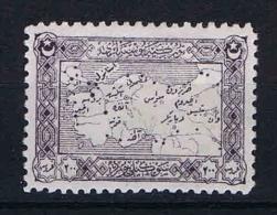 Turquie / Turkey: 1922 Isf. 1089, Mi Nr 777, MH/* - 1921-... République