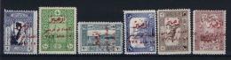 Turquie /Turkey: 1923 Isf. 1103-1108 ,Mi Nr793 - 798 , MNH/** 2 Pia = MH/* - Nuevos