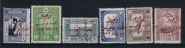 Turquie /Turkey: 1923 Isf. 1103-1108 ,Mi Nr793 - 798 , MNH/** 2 Pia = MH/* - 1921-... Republiek
