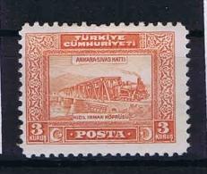 Turquie /Turkey: 1930 Isf. 1217 ,Mi Nr 897 , MH/* - 1921-... Republic