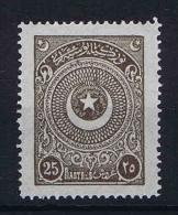 Turquie /Turkey: 1924 Isf. 1125 ,Mi Nr 822 , MH/* - Ungebraucht