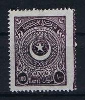 Turquie /Turkey: 1924 Isf. 1126 ,Mi Nr 823 , MH/*  Michel CV € 700,- - 1921-... República