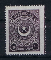 Turquie /Turkey: 1924 Isf. 1126 ,Mi Nr 823 , MH/*  Michel CV € 700,- - 1921-... Repubblica
