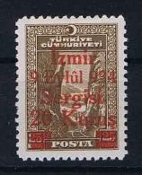Turquie /Turkey: 1934 Isf. 1322 ,Mi Nr 978 , MH/* - 1921-... Republic