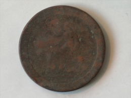 Grande-Bretagne 1 Penny 1797 - 1662-1816 : Anciennes Frappes Fin XVII° - Début XIX° S.