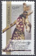 Guatemala (2013) - Set -  /  Cristo - Christ - Jesus Nazareno De Candelaria - Christendom