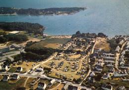 """29 - Concarneau : Vue Sur La Baie Face à La Pointe Du Cabellou - Le Camping Du """"Moulin Sylvain"""" - CPM Neuve - Concarneau"""