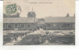 10. Joinville, Sortie Des Ateliers Pathé - Joinville Le Pont