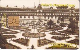 MEXICO - Palacio Nacional 1950, Used - Messico