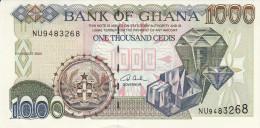 GHANA 1000 Cedis 2003 UNC P32d - Ghana