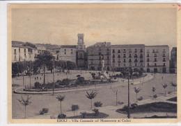CARD EBOLI MONUMENTO AI CADUTI   (SALERNO)      -FG-V-2-  0882-20687 - Italia