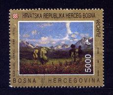 Bosnien Herzegowina Kroatische Post Nr.7         O  Used       (004) - Ohne Zuordnung
