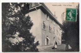 Vougy, Villa De Vougy, Phot Bouléry, éd. Thoral - Autres Communes