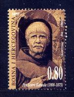 Bosnien Herzegowina Kroatische Post Nr.59         O  Used       (015) - Yougoslavie