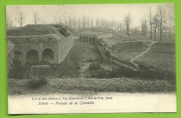 DIEST  / Fosses De La Citadelle  (1913) - Diest