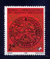 Bosnien Herzegowina Kroatische Post Nr.43         **  Mint       (014) - Yougoslavie