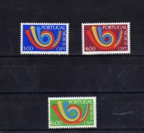 """Portugal (1973) -  """"Europa """"  Neufs* - 1910-... République"""