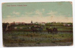 Ca 1900 Uruguay Stunning Colonia Suiza Switzerland Colony Vintage Original Postcard Cpa Ak (W4_118) - Uruguay