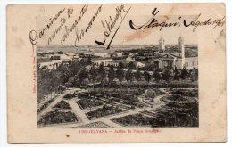 Brazil Urugayana Antigua Tarjeta  Postal Itaqui Postmark  Original Postcard Cpa Ak (W4_127) - Brasilien