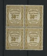 Taxe 46 2 Timbres * Et Deux Abîmés - 1859-1955 Mint/hinged