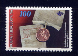 Bosnien Herzegowina Nr.220         **  Mint       (004) - Bosnie-Herzegovine