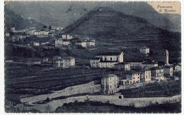 PANORAMA DI ROSSINO - CALOLZIOCORTE - LECCO - 1939 - Vedi Retro - Formato Piccolo - Lecco