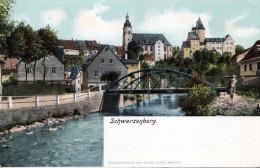 Vorarlberg SCHWARZENBERG Heliocolorkarte 1900? - Sonstige