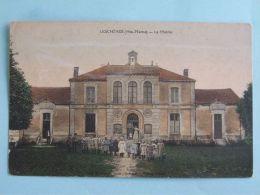 Leschères:la Mairie - Other Municipalities