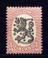 Finnland Nr.86         **  Mint       (188) - Ongebruikt