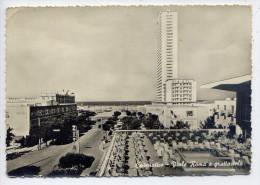 Italie--CESENATICO--datée 1961--Boulevard Roma Et Gratte-ciel,cpsm 15 X 10 éd ATC--Belle Carte Pas Très Courante - Italie