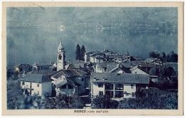 RANCO VISTO DALL'ALTO - VARESE - 1939 - Formato Piccolo - Varese