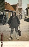 DE OMROEPER NACHDRUCK VERBOTEN TRENKLER COTSUME FOLKLORE NEDERLAND 1900 PAYS-BAS - Costumi