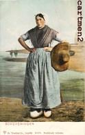 SCHEVENINGEN NACHDRUCK VERBOTEN TRENKLER COSTUME FOLKLORE NEDERLAND 1900 PAYS-BAS - Kostums