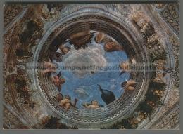 T4821 ARTE MANTOVA CASTELLO S. GIORGIO SALA DEGLI SPOSI SOFFITTO VG (m) - Paintings