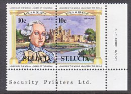 ST. LUCIA 634  ** - St.Lucia (1979-...)