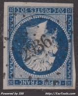 PC 2936 (Soultz-Haut-Rhin, Haut-Rhin (66)), Cote +4€ - 1849-1876: Classic Period