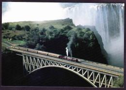 Post Card - Trains - Locomotive - 20th Class - Trains