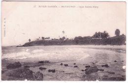 17- RIVER-GAMBIA -BATHURST - Cape Sainte-Mary  -cliché C.F.A.O. - Gambie