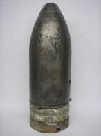 Russian Rifle WGD Grenade  Inert,SMOOTH Version,rare - 1914-18