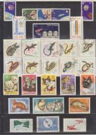 1965 - ROMANIA  Mi No 2369/2477 Et Yv No 2092/2192 (106 Stamps) FULL - Rumänien